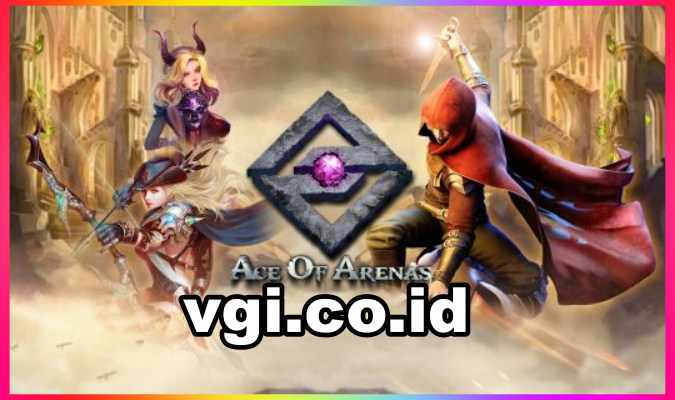 Game MOBA Ace of Arenas