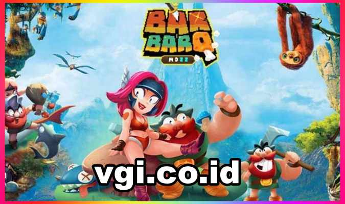Game MOBA BarbarQ