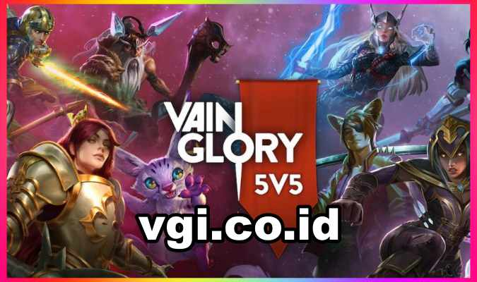 Game MOBA Vainglory