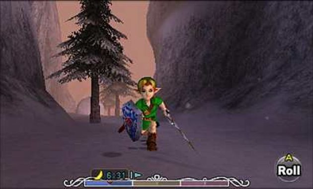 The Legend of Zelda: Majora's Mask 3D 3